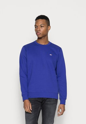 REGULAR C NECK - Sweatshirt - court blue