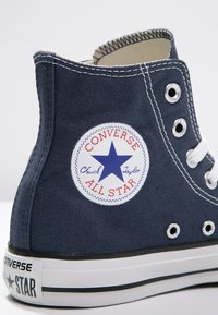 Converse - CHUCK TAYLOR ALL STAR HI - Høye joggesko - navy - 5