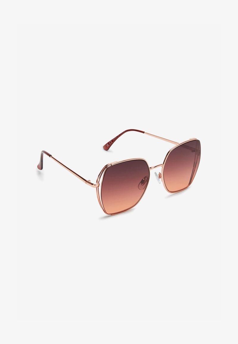 Next - Sunglasses - rose gold coloured