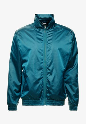 Training jacket - bottlegreen