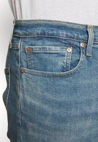 Levi's® Plus - 512 SLIM TAPER - Jeans Tapered Fit - pelican rust - 4