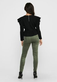 ONLY - Long sleeved top - black - 2