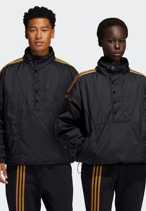 Ivy Park 3-Stripes Padded Windbreaker (Gender Neutral) - Windbreaker - black