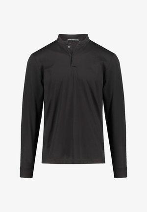 KENO - Long sleeved top - schwarz