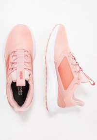adidas Performance - ENERGYFALCON X - Neutral running shoes - pink spice/shock red/glow pink - 1