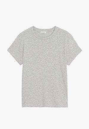 T-shirt basic - stony grey melange