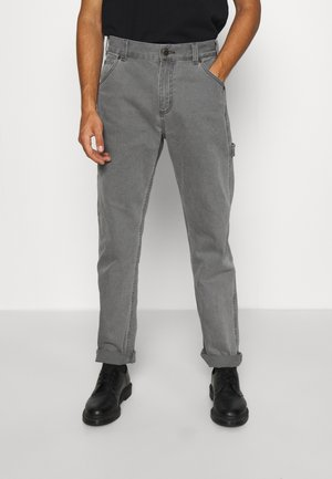 GARYVILLE - Jeans relaxed fit - vintage grey