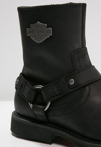 Harley Davidson - Cowboy/biker ankle boot - black - 5