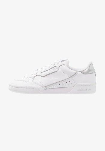 CONTINENTAL 80 - Tenisky - footwear white/silver metallic