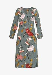 ONLELEONORA MIDI DRESS - Denní šaty - balsam green