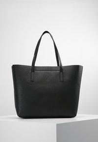 Even&Odd - Tote bag - black/red - 2