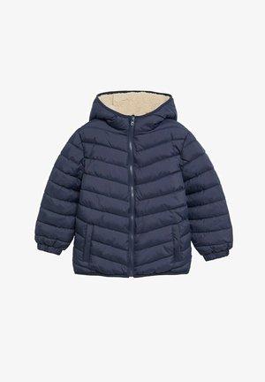 Winter coat - donkermarine
