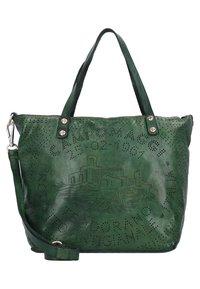 Campomaggi - Tote bag - green - 2