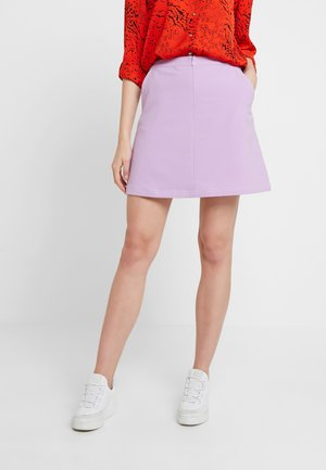 NADEEEN SKIRT - A-line skirt - lilac