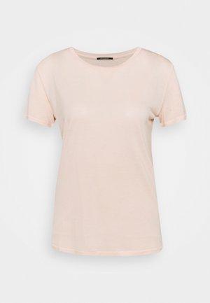 KATKA - Jednoduché triko - misty rose
