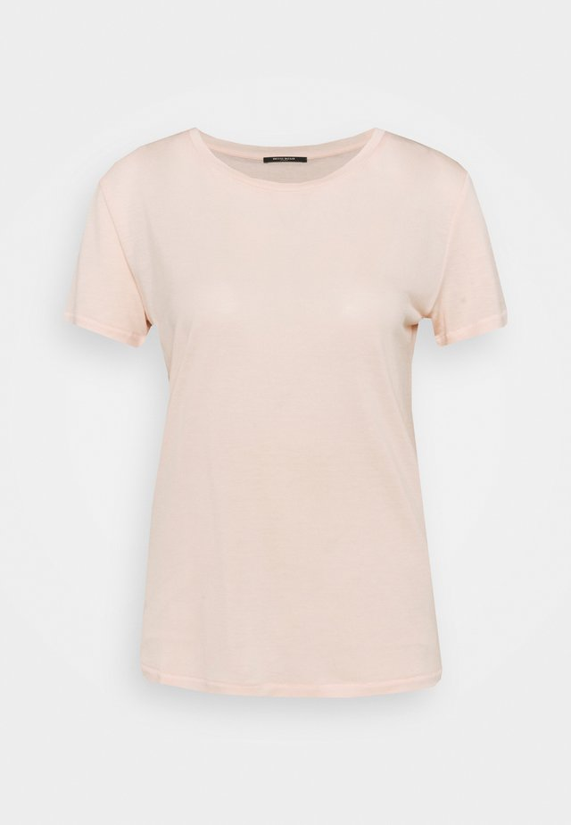 KATKA - Basic T-shirt - misty rose