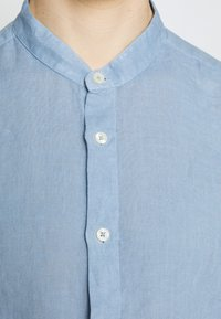 120% Lino - Shirt - blue colony - 4