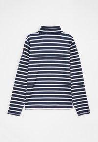 O'Neill - Fleece jumper - blue aop w/ white - 1