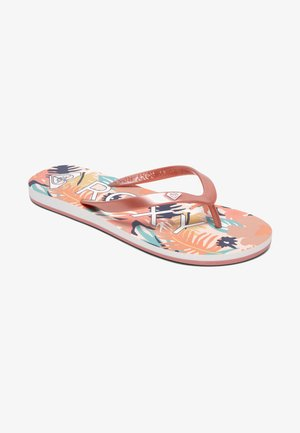 TAHITI VII - T-bar sandals - rose gold