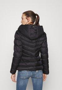 Liu Jo Jeans - IMBOT CORTO - Winter jacket - nero - 2