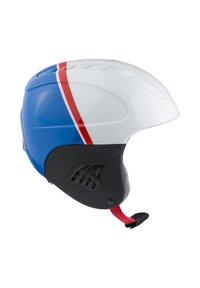 Alpina - Helmet - white-red-blue - 3