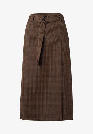 STYLE KARLIE - A-line skirt - brown