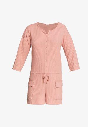 COMBISHORT - Pyjamaser - rose