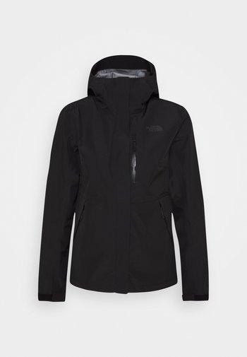 DRYZZLE FUTURELIGHT JACKET - Hardshell jacket - black
