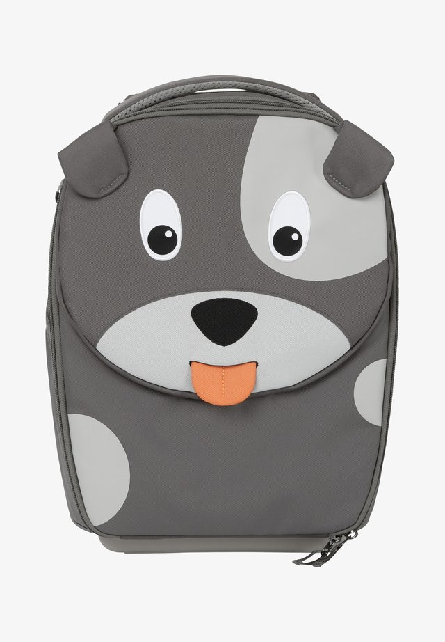 KINDERKOFFER HUND - Trolley - gray