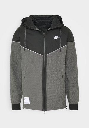 Let jakke / Sommerjakker - iron grey/black