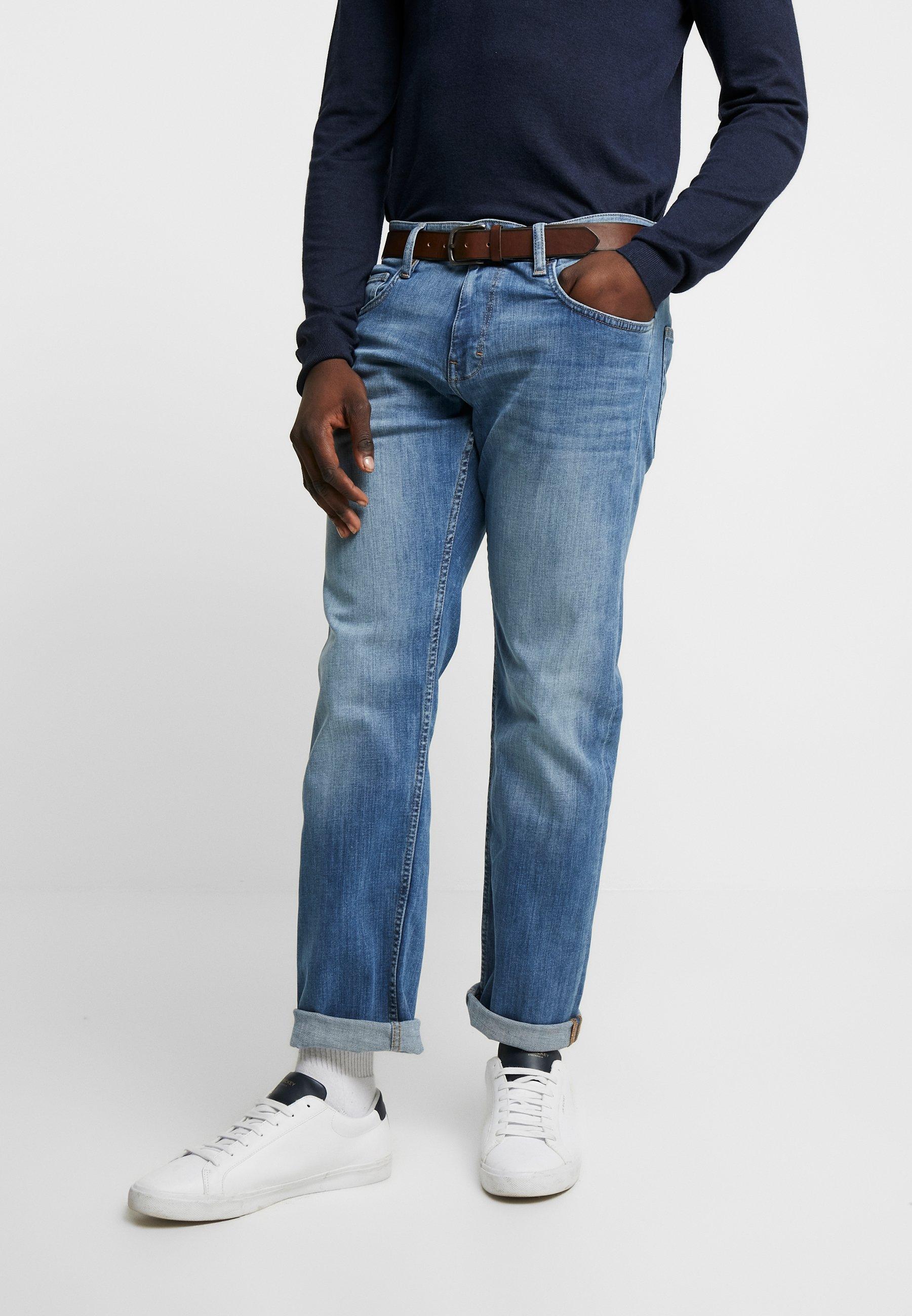 Men Slim fit jeans - blue light