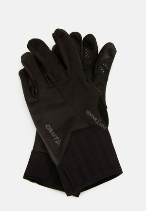 ALL WEATHER GLOVE - Fingerhandschuh - black