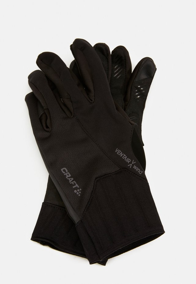 ALL WEATHER GLOVE - Gloves - black
