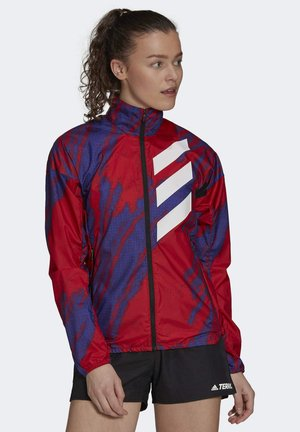 TERREX PARLEY AGRAVIC - Training jacket - red