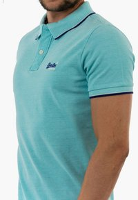 Superdry - Polo shirt - bleu - 3