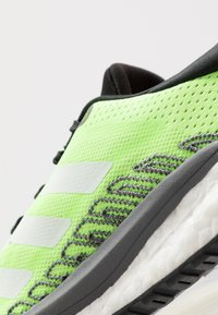adidas Performance - SOLAR GLIDE BOOST SHOES - Neutral running shoes - siggnr/cwhite/cblack - 5