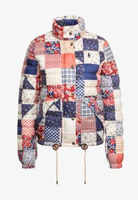 Polo Ralph Lauren - PATCHWORK - Down jacket - multi - 4