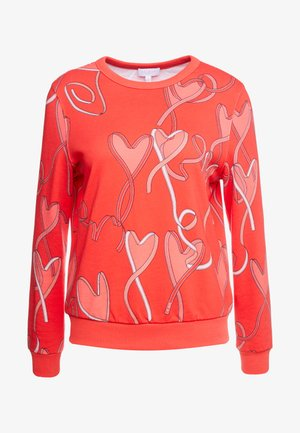 ZALANDO X ESCADA SPORT  - Sweatshirt - red