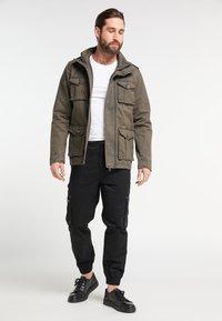 DreiMaster - Summer jacket - military olive - 1