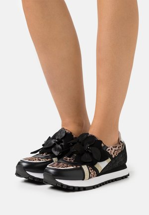 LEOPARD - Sneaker low - multicolor