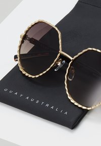 QUAY AUSTRALIA - BREEZE IN - Sonnenbrille - gold-coloured/brown - 2