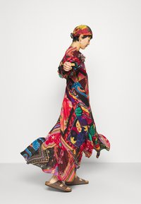 Farm Rio - DIAGONAL SCARF DRESS - Maxi dress - multi - 3