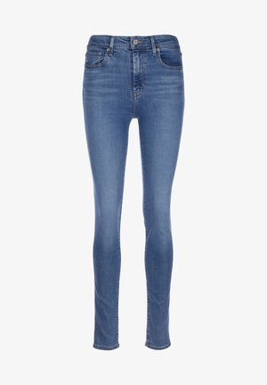 721 HIGH RISE SKINNY - Jeansy Skinny Fit - blue