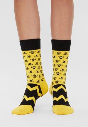 Sokken - yellow