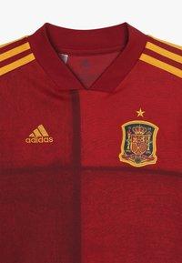 adidas Performance - SPAIN FEF HOME JERSEY - Equipación de selecciones - vicred - 3