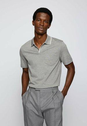 PYE - Polo shirt - silver