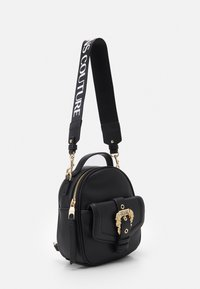 Versace Jeans Couture - SMALL BACKPBACK - Rucksack - nero - 4