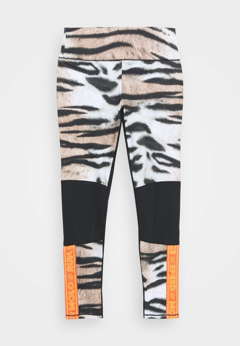 Molo - OLYMPIA - Leggings - beige