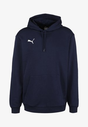 Sweat à capuche - peacoat