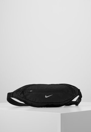 LARGE CAPACITY GRAPHIC WAISTPACK 2.0 UNISEX - Bum bag - black/silver